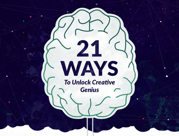 Unlock creative genius